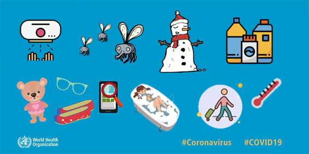 شایعات و واقعیات ویروس کرونا از زبان سازمان بهداشت جهانی