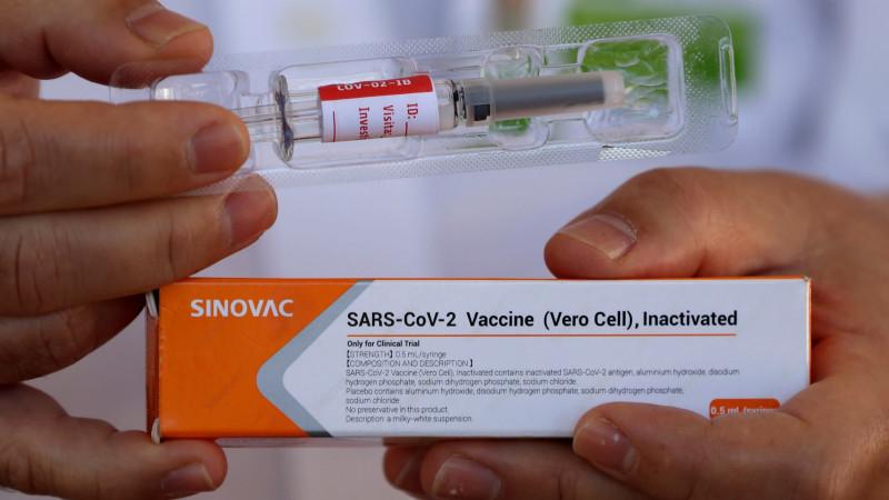 آیا واکسن Sinovac چین اثربخشی بسیار پایینی در برزیل داشتهاست؟